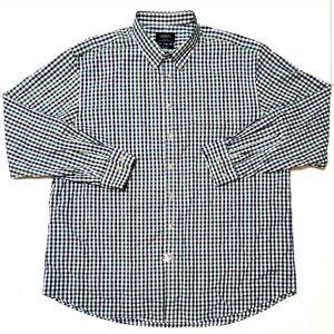Charles Tyrwhitt Mens Shirt Non-Iron Classic Plaid